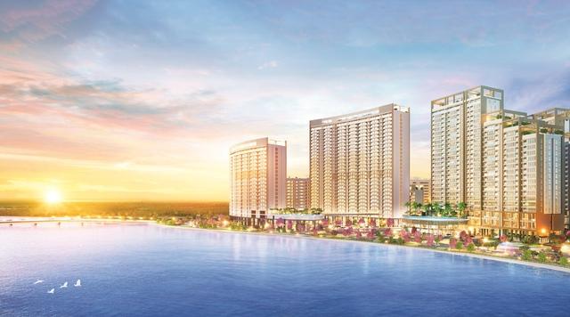 Ra mắt tòa nhà The Peak cuối cùng dự án Phú Mỹ Hưng Midtown - Ảnh 2.