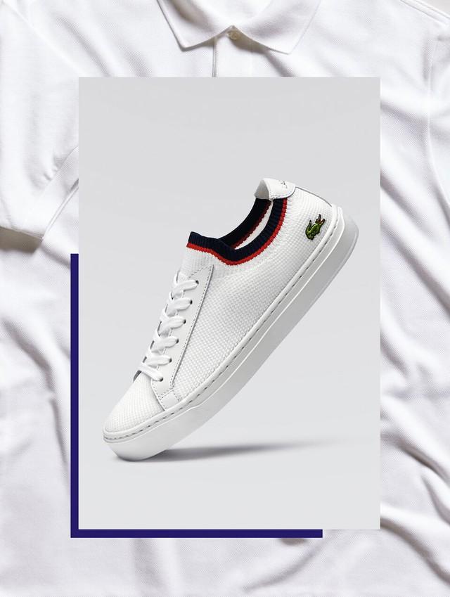 La Piquée: Mẫu Sneaker thanh lịch mới của nhà Lacoste - Ảnh 2.