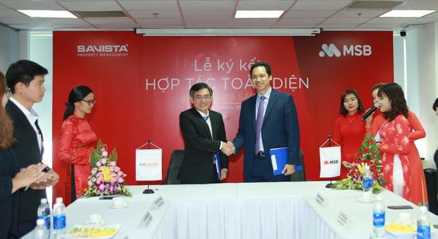 MSB cung cấp giải pháp tài chính toàn diện cho khách hàng của Savista - Ảnh 1.