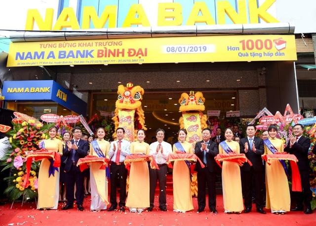 Nam A Bank đạt 231% kế hoạch lợi nhuận năm 2018 - Ảnh 1.