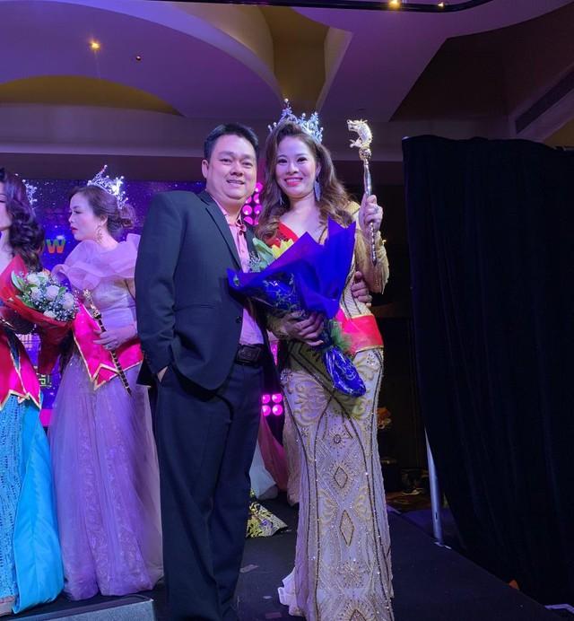 Boss cao gừng – Hoàng Thị Mỹ Phương đạt 2 danh hiệu Hoa hậu - Á Hậu 1 cuộc thi Hoa hậu thế giới doanh nhân 2019 - Ảnh 2.