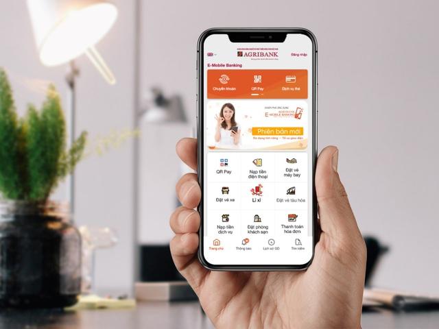 Có gì mới trên ứng dụng Agribank E-Mobile Banking phiên bản 3.0 vừa ra mắt? - Ảnh 1.