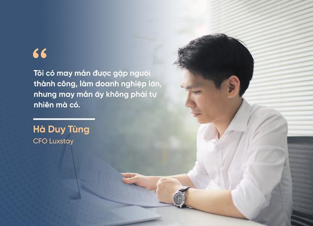 CFO Luxstay: Người châu Á có những đặc điểm để làm chủ mọi thứ, tại sao chúng ta phải đi làm thuê cho nước ngoài? - Ảnh 2.
