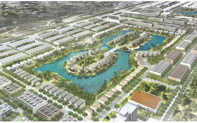 Đất nền Phố Nối tăng thêm giá trị sau khi có tài liệu đầu tư hạ tầng giao thông - Ảnh 1.
