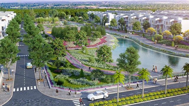 Đất nền Phố Nối tăng thêm giá trị sau khi có tài liệu đầu tư hạ tầng giao thông - Ảnh 2.