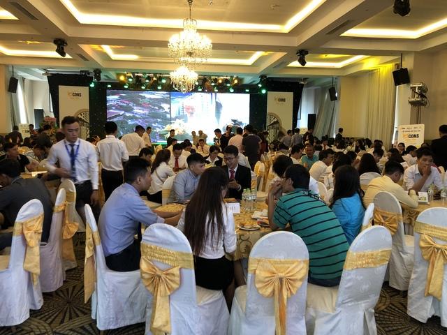 Bcons Suối Tiên ký kết Hợp đồng mua bán căn hộ đúng tiến độ - Ảnh 1.