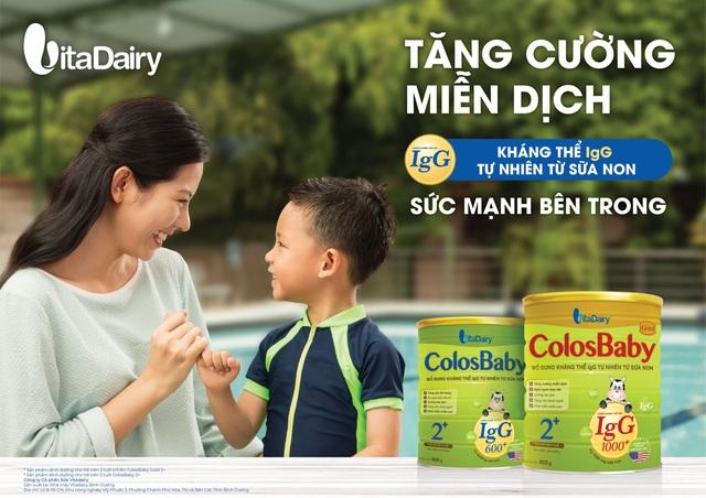 Kháng thể IgG từ sữa non giúp hỗ trợ phòng ngừa nhiều bệnh nguy hiểm ở trẻ - Ảnh 1.