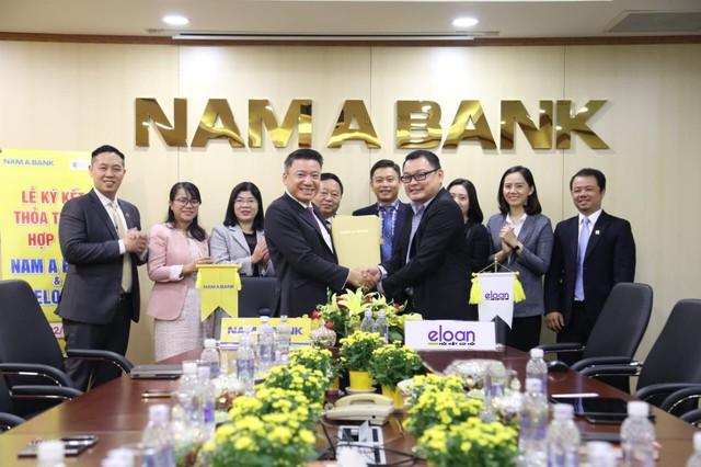 eLoan.vn hợp tác với ngân hàng Nam Á - Ảnh 1.