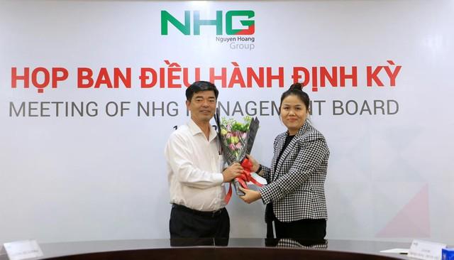 Tập đoàn giáo dục Nguyễn Hoàng thành lập Ban Đại học và Hội đồng Đại học - Ảnh 1.