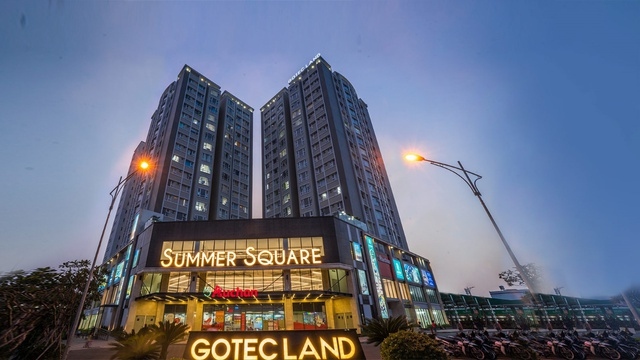 Gotec Land bàn giao sổ hồng cho cư dân dự án Summer Square - Ảnh 1.