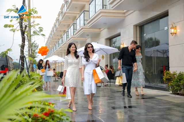 Nhà phố thương mại Lakeside Infinity gây chú ý tại vùng Tây Bắc – Đà Nẵng - Ảnh 1.