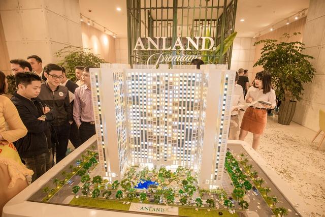 Giao dịch sôi động trong Lễ Khai trương căn hộ mẫu dự án Anland Premium - Ảnh 1.
