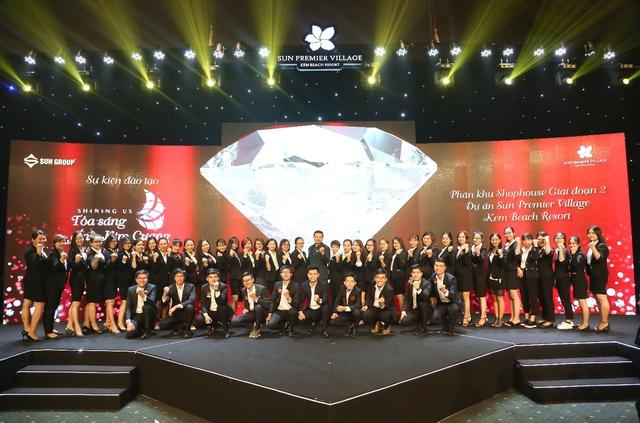 Nhà Đại Phát là đại lý phân phối bất động sản xuất sắc của tập đoàn Sun Group - Ảnh 1.
