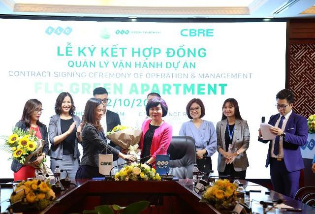 P.Land phân phối chính thức dự án FLC Green Apartment 18A Phạm Hùng - Ảnh 1.