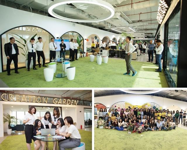 """Apec Young & Joy Office - Văn phòng """"Resort"""" của công ty """"hạnh phúc"""" - Ảnh 1."""
