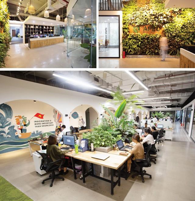 """Apec Young & Joy Office - Văn phòng """"Resort"""" của công ty """"hạnh phúc"""" - Ảnh 4."""