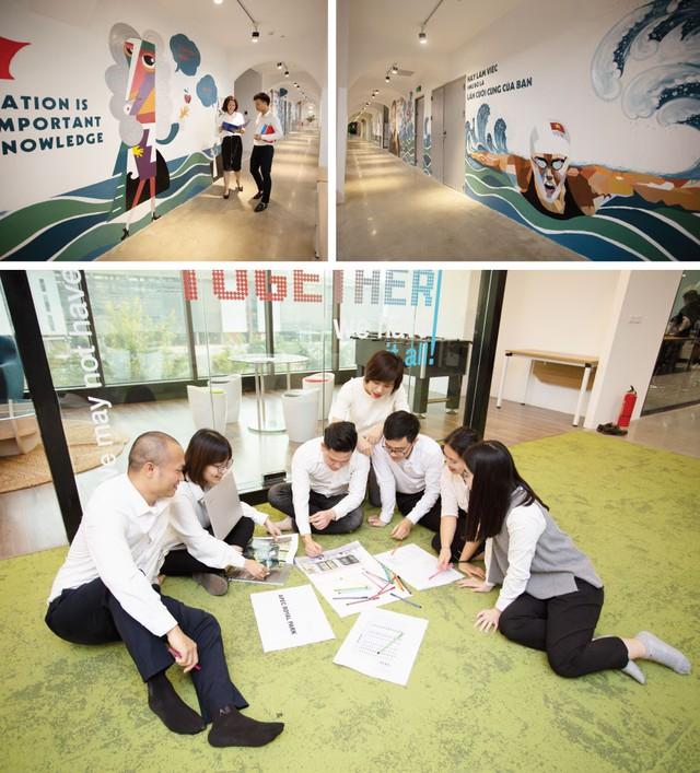 """Apec Young & Joy Office - Văn phòng """"Resort"""" của công ty """"hạnh phúc"""" - Ảnh 5."""