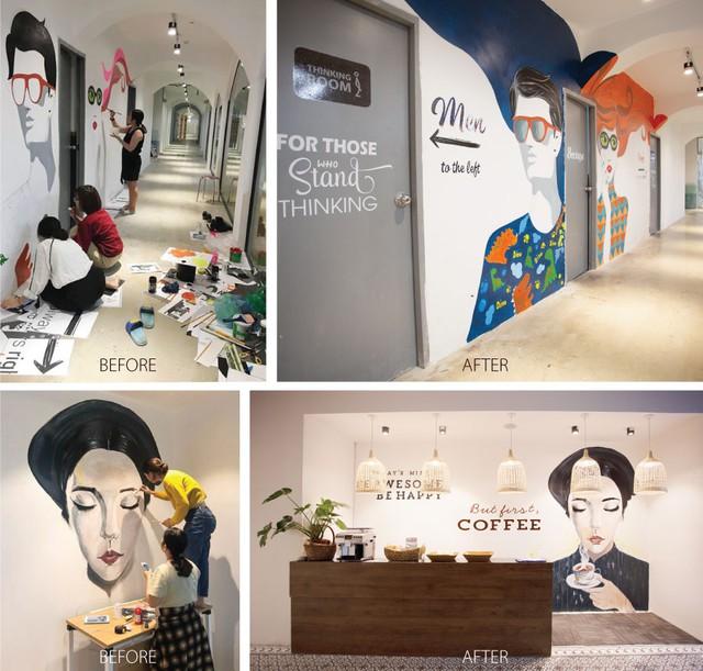 """Apec Young & Joy Office - Văn phòng """"Resort"""" của công ty """"hạnh phúc"""" - Ảnh 6."""