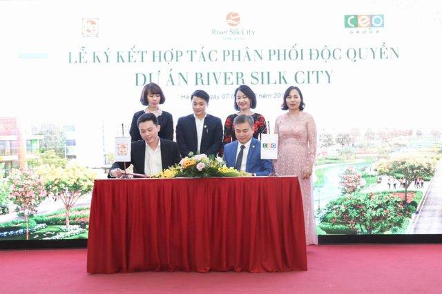 Hải Phát Land bán chính thức dự án River Silk City – Sông Xanh ở Hà Nam - Ảnh 1.
