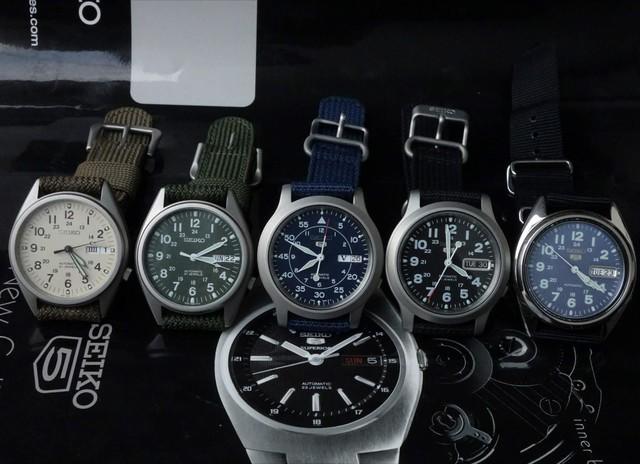 5 lý do đồng hồ Seiko quân đội được nhiều người thích - Ảnh 1.