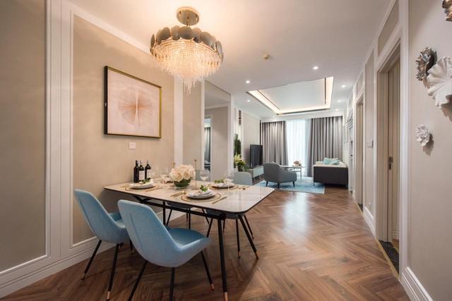 Dự án King Palace: Thêm súc hút nhờ căn hộ cao tầng mẫu - Ảnh 1.