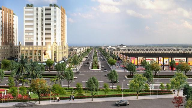 Nhà phố thương mại đã xuất hiện tại thị trường Uông Bí - Ảnh 1.