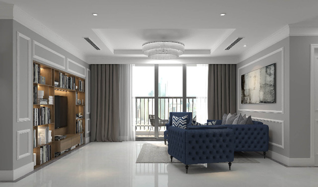 Sức hút của căn hộ cao cấp Hateco Laroma– khu Đống Đa - Ảnh 1.