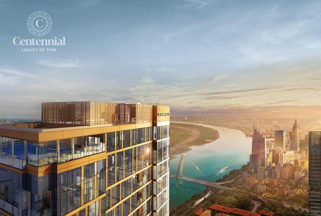 Alpha King ra mắt dự án căn hộ hạng sang Centennial tại Ba Son, TP. HCM - Ảnh 2.
