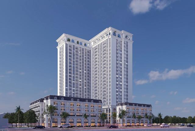 Hé lộ dự án giải tỏa nhu cầu căn hộ cao cấp tại Long Biên - Ảnh 2.