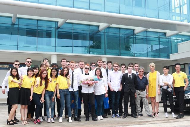 NHG xây dựng chuỗi đại học quốc tế cho người Việt - Ảnh 2.