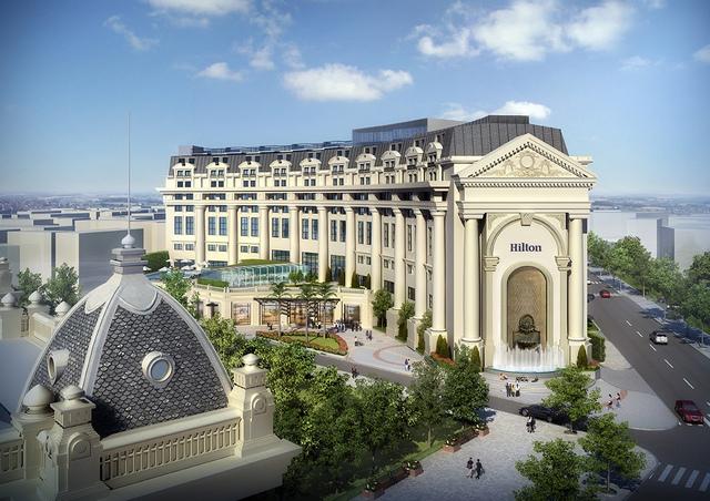 Thương hiệu quản lý khách sạn lớn trên thế giới đã có mặt tại Việt Nam - Ảnh 1.
