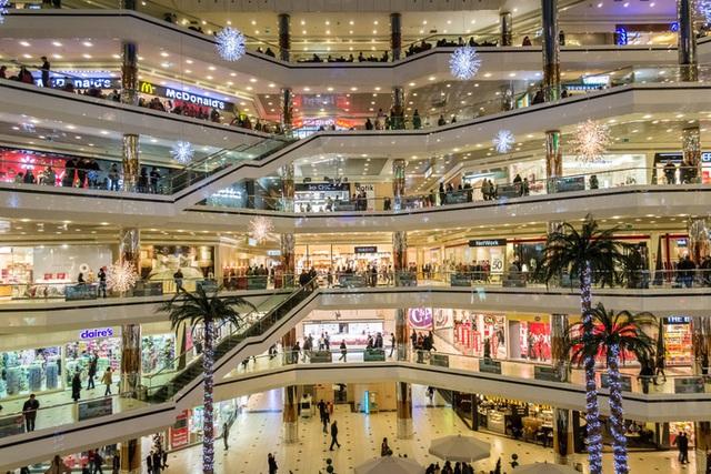 Chuẩn bị khai trương đại siêu thị Lotte Mart tại quận 8