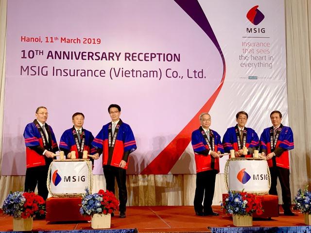 MSIG Việt Nam: Khi thương hiệu bảo hiểm hàng đầu Nhật Bản mang đến sự thay đổi tích cực cho thị trường Việt Nam