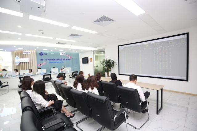 CTCP Chứng khoán Kiến thiết Việt Nam bắt đầu hành trình mới - Ảnh 1.