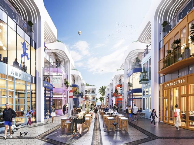 Shop villas The Arena – Khu Phố mua sắm sầm uất ở Cam Ranh - Ảnh 2.