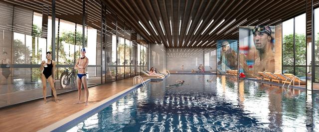 Sắp ra mắt thêm một dự án gần Aeon Mall Long Biên - Ảnh 1.