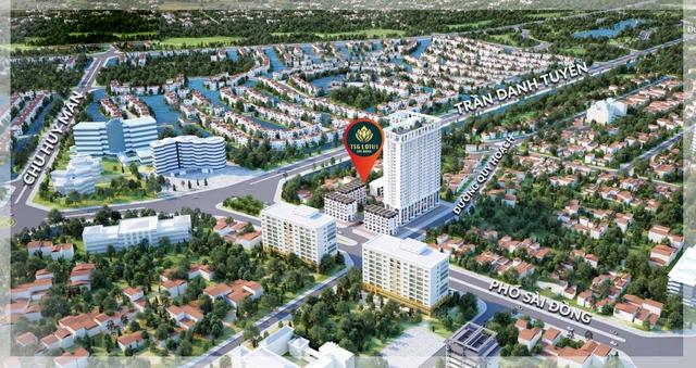 Sắp ra mắt thêm một dự án gần Aeon Mall Long Biên - Ảnh 2.