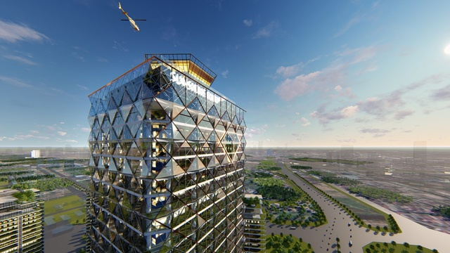 Hà Nội sắp có đại trọng điểm thương mại quốc tế Thứ nhất - Ảnh 6.
