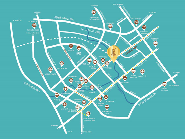 Roman Plaza tăng sức hút phân khúc bất động sản phía Tây Hà Nội - Ảnh 1.