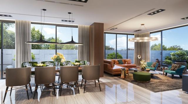 """Dự án có địa thế """"tựa sơn hướng thủy"""" ở Nha Trang ôm trọn 3 view biển - hồ - núi - Ảnh 2."""
