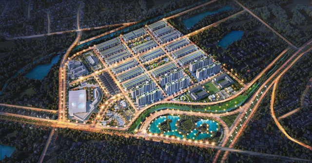Him Lam Green Park – Lựa chọn hàng đầu của chuyên gia nước ngoài tại Bắc Ninh