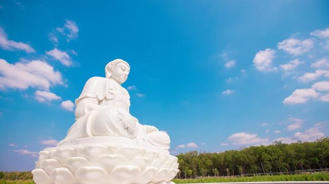Sala Garden - Điểm du lịch tâm linh mới ở khu vực phía Nam - Ảnh 1.