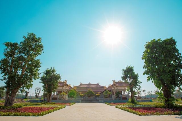 Sala Garden - Điểm du lịch tâm linh mới ở khu vực phía Nam - Ảnh 2.