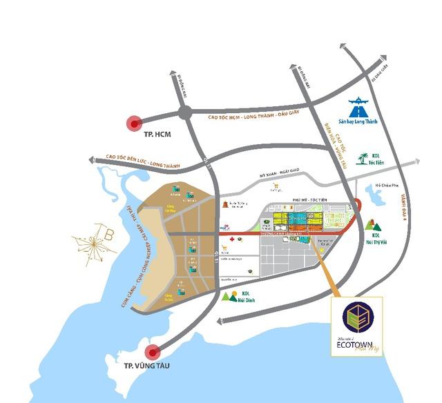 5 yếu tố thu hút đầu tư tại dự án Eco Town Phú Mỹ - Ảnh 1.
