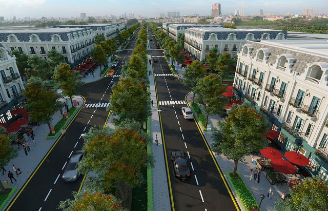 Hé lộ chủ đầu tư dự án nhà phố thương mại quy mô bậc nhất Uông Bí - Ảnh 1.