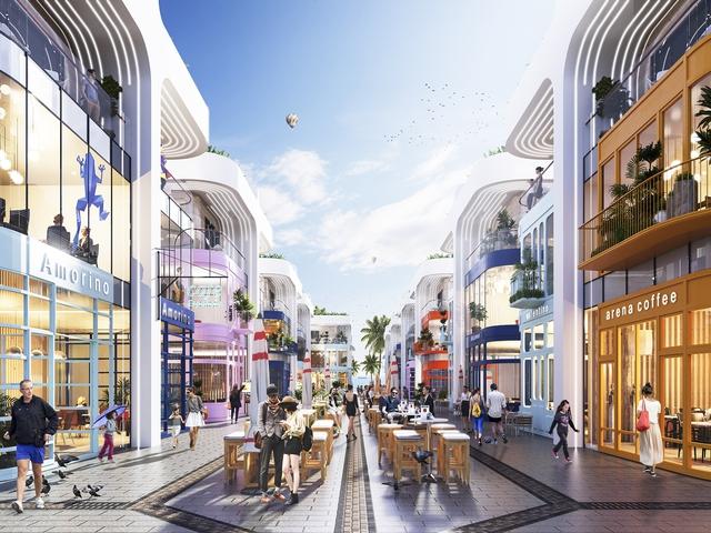 Du lịch mua sắm gia tăng giá trị cho bất động sản - Ảnh 2.