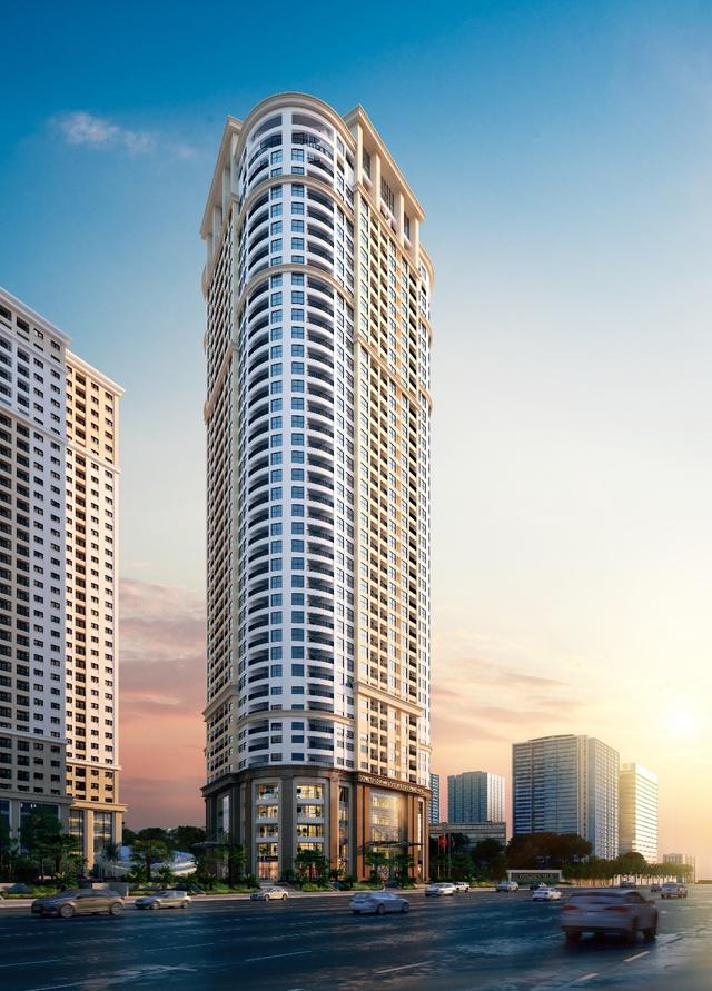Mở bán tòa B VC2 Golden Heart - sở hữu ngay căn hộ chỉ từ 500 triệu đồng - Ảnh 1.