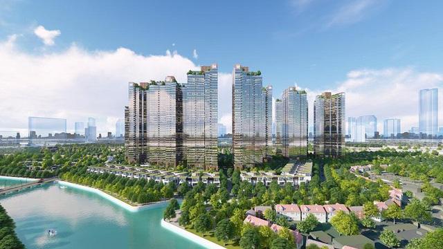 Sunshine City Sài Gòn hấp dẫn thị trường Tp Hồ Chí Minh - Ảnh 1.