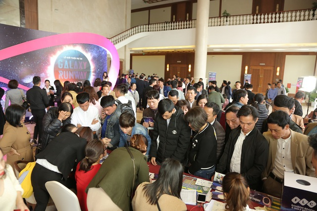 Ra mắt FLC Galaxy Park, địa ốc Sầm Sơn trở nên sôi động hơn - Ảnh 1.