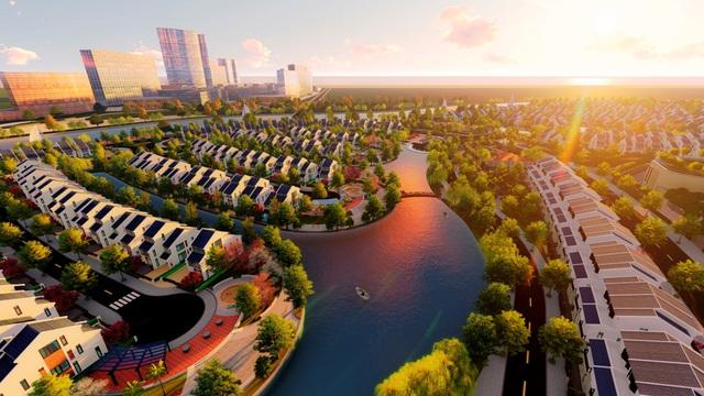 """Đà Nẵng: HomeLand Group """"bắt tay"""" Trungnam Land ra mắt khu phố Địa Trung Hải Diamond Palace - Ảnh 1."""